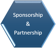 Sponsor a program or an event. Get your business involved.